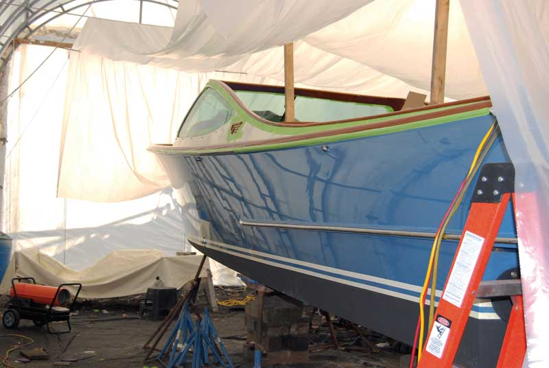 march 2019 boatshop reports