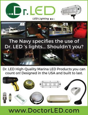 Marine LED lights and LED bulbs from Doctor LED.
