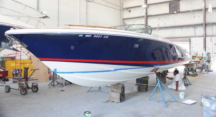 August 2019 Boatshop Reports