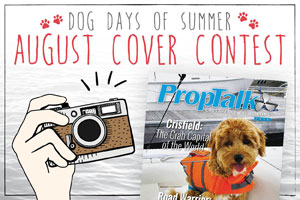 PropTalk Magazine Cover Contest